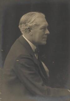 Sir George Alexander (George Samson), by Walter Stoneman, for  James Russell & Sons - NPG Ax46146