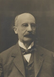 Unknown man, by Walter Stoneman, for  James Russell & Sons - NPG Ax46153