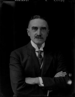 Sir John Ferguson, by Walter Stoneman - NPG x65173