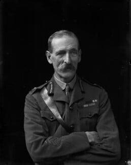 Sir James Maher, by Walter Stoneman - NPG x65209