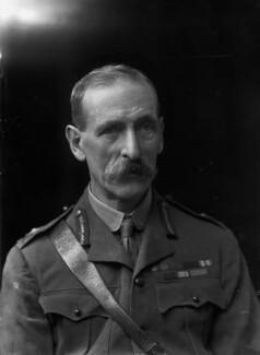 Sir James Maher, by Walter Stoneman - NPG x65210