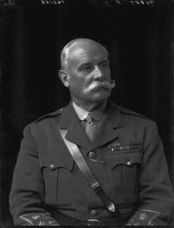 Sir Frederick Treves, 1st Bt, by Walter Stoneman, 1918 - NPG x65225 - © National Portrait Gallery, London