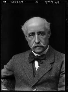 Sir Francis Woollaston Trevor, by Walter Stoneman - NPG x65228