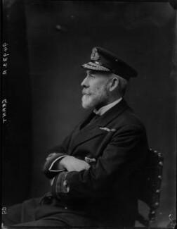Alfred Ernest Albert Grant, by Walter Stoneman - NPG x65309