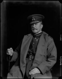 Sir Arthur Henry Fitzroy Paget, by Walter Stoneman - NPG x65405