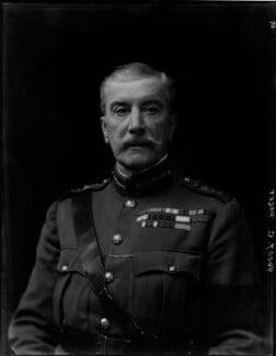 Sir Arthur Henry Fitzroy Paget, by Walter Stoneman - NPG x65406