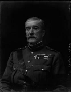 Sir Arthur Henry Fitzroy Paget, by Walter Stoneman - NPG x65407