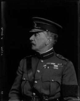 Sir Arthur Henry Fitzroy Paget, by Walter Stoneman - NPG x65408