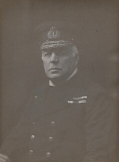 Charles William de la Poer Beresford, Baron Beresford, by Walter Stoneman - NPG x65450