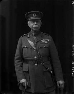 Herbert Plumer, 1st Viscount Plumer, by Walter Stoneman, 1918 - NPG x65456 - © National Portrait Gallery, London