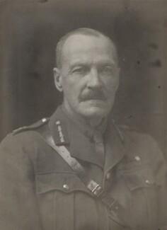 Sir Herbert Alexander Lawrence, by Walter Stoneman - NPG x65474