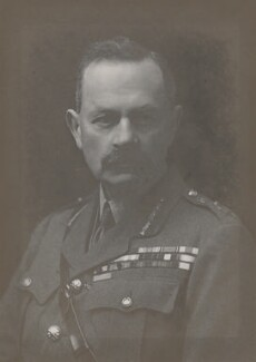 Julian Byng, 1st Viscount Byng of Vimy, by Walter Stoneman, 1918 - NPG x65481 - © National Portrait Gallery, London