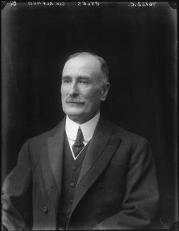 Sir Alfred Eyles, by Walter Stoneman - NPG x65564