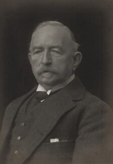 Thomas George Shaughnessy, 1st Baron Shaughnessy, by Walter Stoneman - NPG x65571