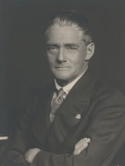 William Richard Morris, Viscount Nuffield, by Walter Stoneman - NPG x65621