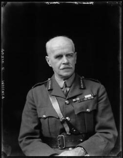 Sir Herbert Mullaly, by Walter Stoneman - NPG x65691