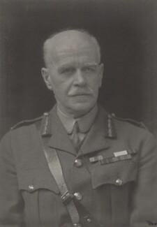 Sir Herbert Mullaly, by Walter Stoneman - NPG x65692