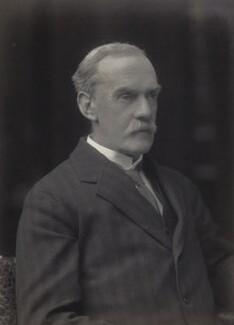 Sir Richard Tetley Glazebrook, by Walter Stoneman - NPG x65744
