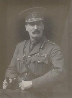 Sir Francis Richard Bingham, by Walter Stoneman - NPG x65749