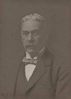 Sir Herbert Jekyll, by Walter Stoneman - NPG x65777