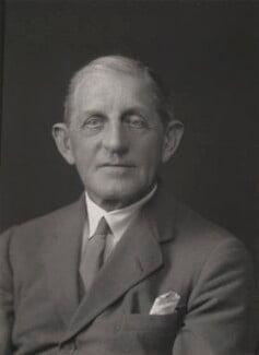 Sir William Edmund Goodenough, by Walter Stoneman - NPG x65812