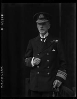 Sir William Pakenham, by Walter Stoneman - NPG x65817