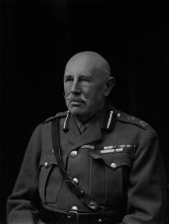 Gavin Campbell, 1st Marquess of Breadalbane, by Walter Stoneman - NPG x65907