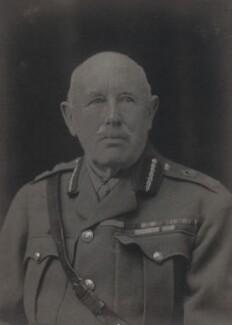 Gavin Campbell, 1st Marquess of Breadalbane, by Walter Stoneman - NPG x65910