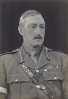 Sir Archibald Rice Cameron, by Walter Stoneman - NPG x65914
