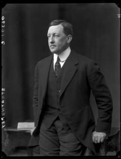 Trevor Ogilvie-Grant of Grant, 4th Baron Strathspey, by Walter Stoneman - NPG x65931