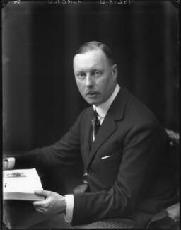 Sir Horace George Montagu Rumbold, 9th Bt, by Walter Stoneman - NPG x65968