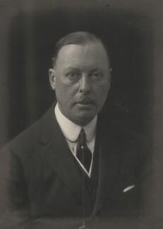 Sir Horace George Montagu Rumbold, 9th Bt, by Walter Stoneman - NPG x65969