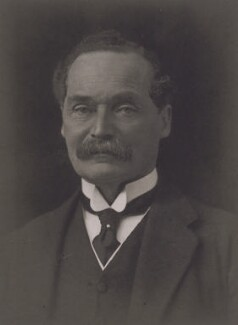 Sir William Lamond Allardyce, by Walter Stoneman, 1919 - NPG x66050 - © National Portrait Gallery, London