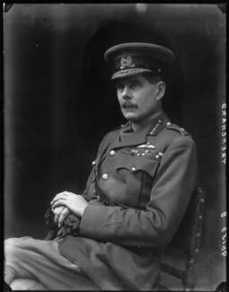 Hugh Montague Trenchard, 1st Viscount Trenchard, by Walter Stoneman - NPG x66073