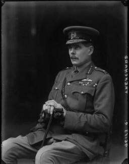 Hugh Montague Trenchard, 1st Viscount Trenchard, by Walter Stoneman - NPG x66074