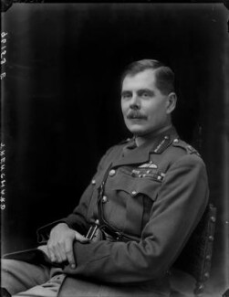 Hugh Montague Trenchard, 1st Viscount Trenchard, by Walter Stoneman - NPG x66075