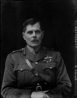 Hugh Montague Trenchard, 1st Viscount Trenchard, by Walter Stoneman - NPG x66076