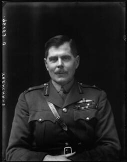 Hugh Montague Trenchard, 1st Viscount Trenchard, by Walter Stoneman - NPG x66077