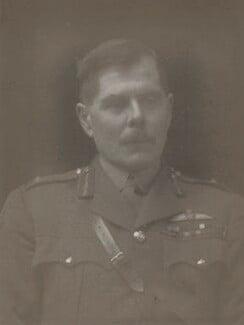 Hugh Montague Trenchard, 1st Viscount Trenchard, by Walter Stoneman - NPG x66078