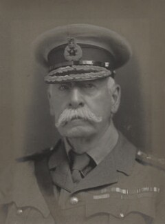 Francis Wallace Grenfell, 1st Baron Grenfell, by Walter Stoneman - NPG x66191