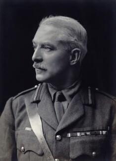Sir George Kynaston Cockerill, by Walter Stoneman - NPG x66210