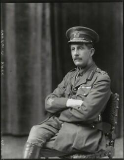 Sir Thomas Yarr, by Walter Stoneman - NPG x66269