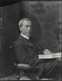 Sir Laurence Nunns Guillemard, by Walter Stoneman - NPG x66316