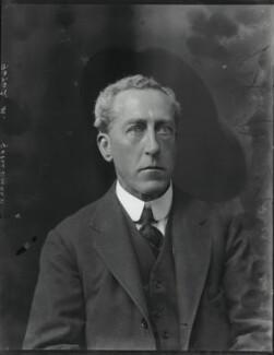 Sir Laurence Nunns Guillemard, by Walter Stoneman - NPG x66317