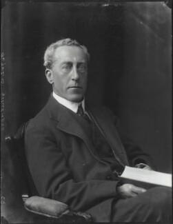 Sir Laurence Nunns Guillemard, by Walter Stoneman - NPG x66318