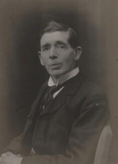 John Bagnell Bury, by Walter Stoneman - NPG x66328
