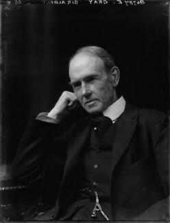 Sir Albert Gray, by Walter Stoneman - NPG x66355