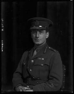 Arthur Melland Asquith, by Walter Stoneman - NPG x66405