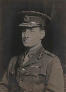 Arthur Melland Asquith, by Walter Stoneman, 1918 - NPG x66407 - © National Portrait Gallery, London