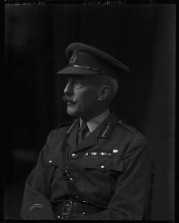 Henry George Sandilands, by Walter Stoneman - NPG x66408